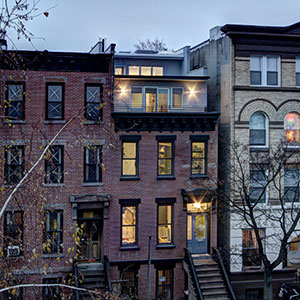 South Slope Penthouse Addition