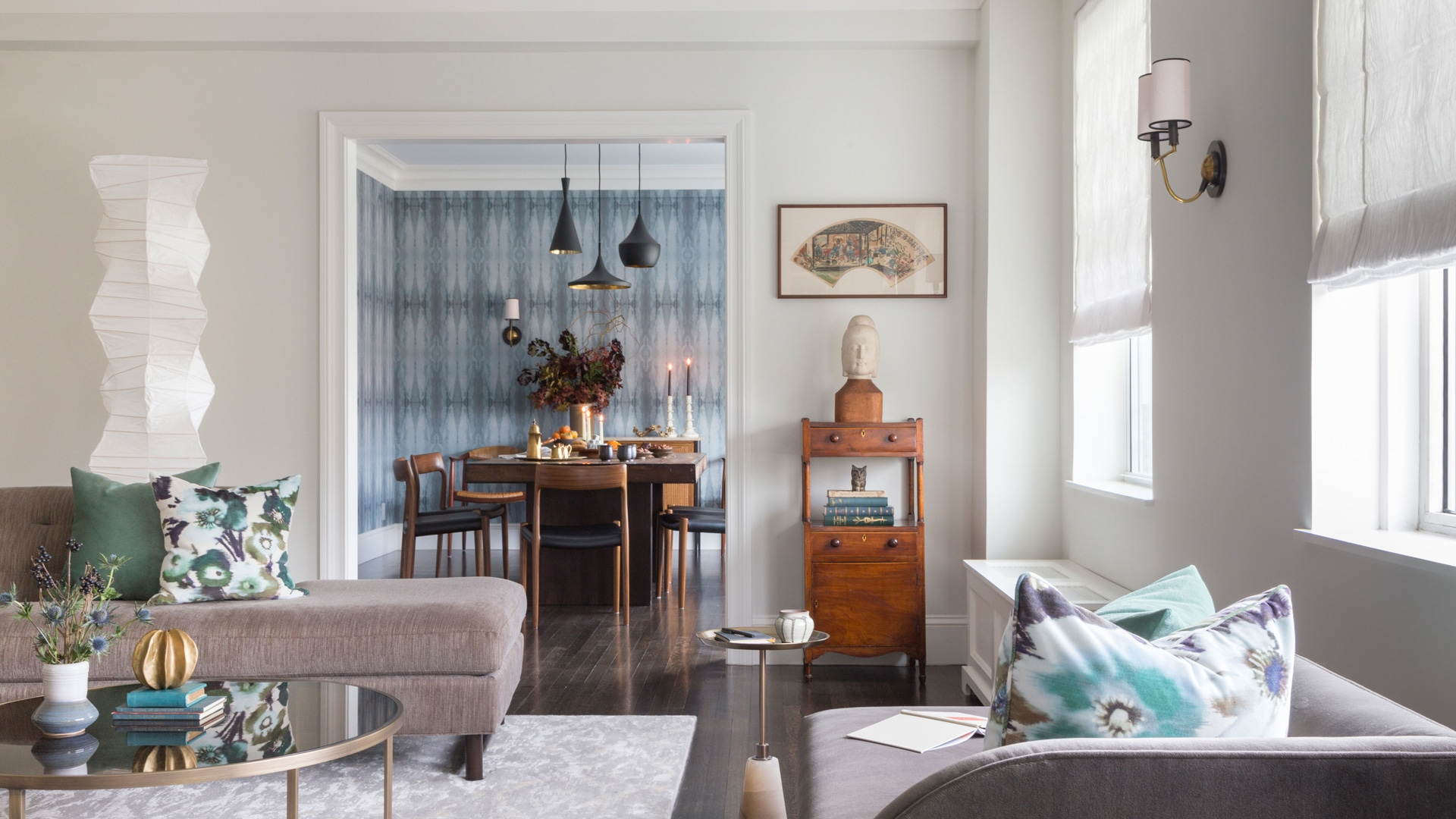 Brooklyn heights apartment ben herzog architect pc for 2 montague terrace brooklyn heights