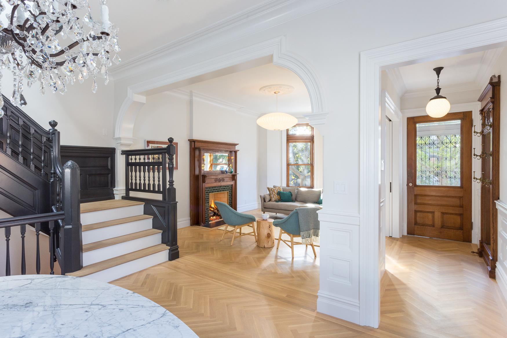Interior Design Services | Ben Herzog Architect, PC