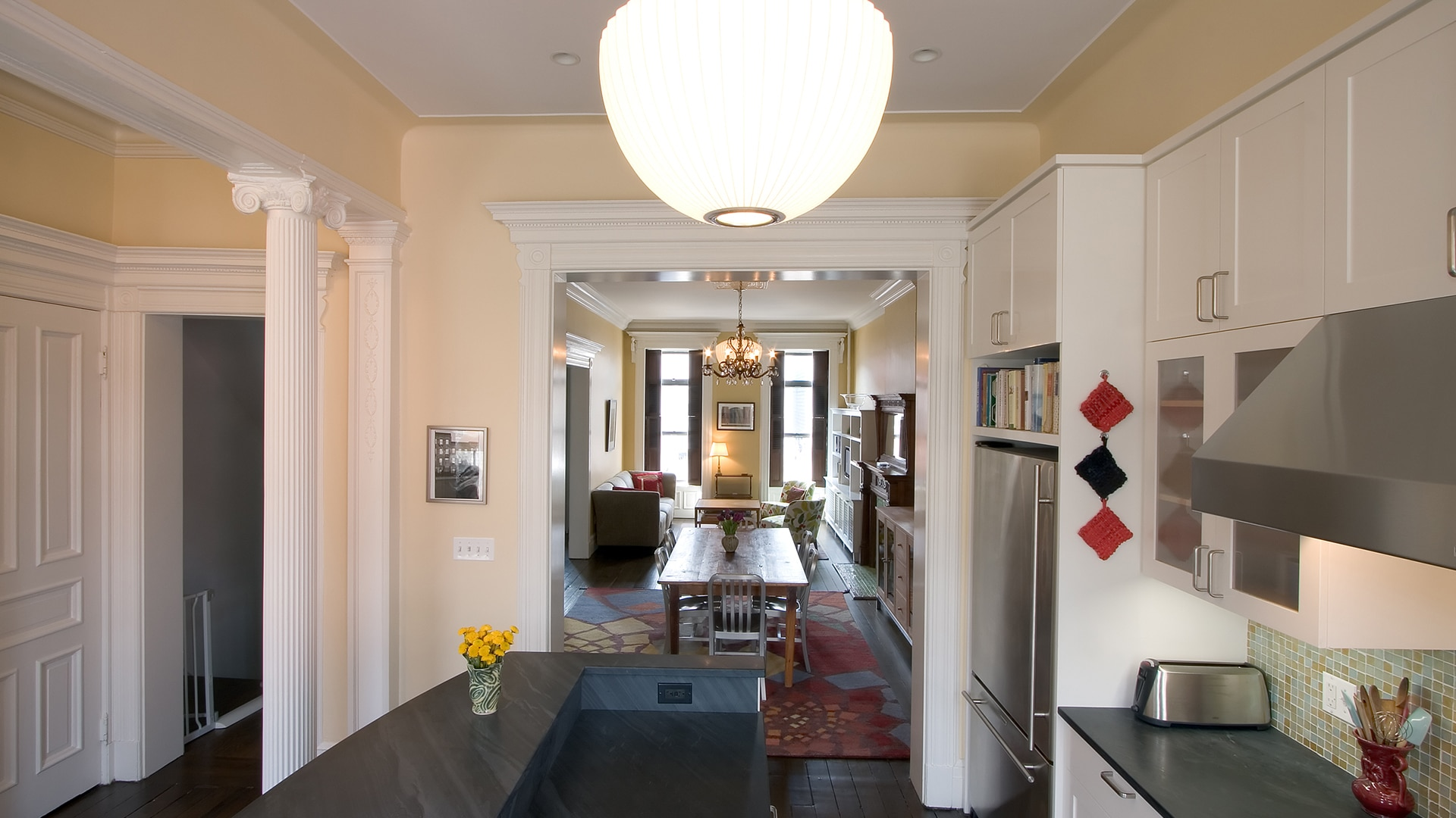 Greenwood Heights Townhouse