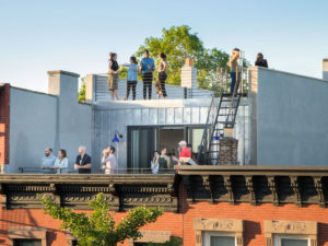 Greenwood Heights Roof Addition