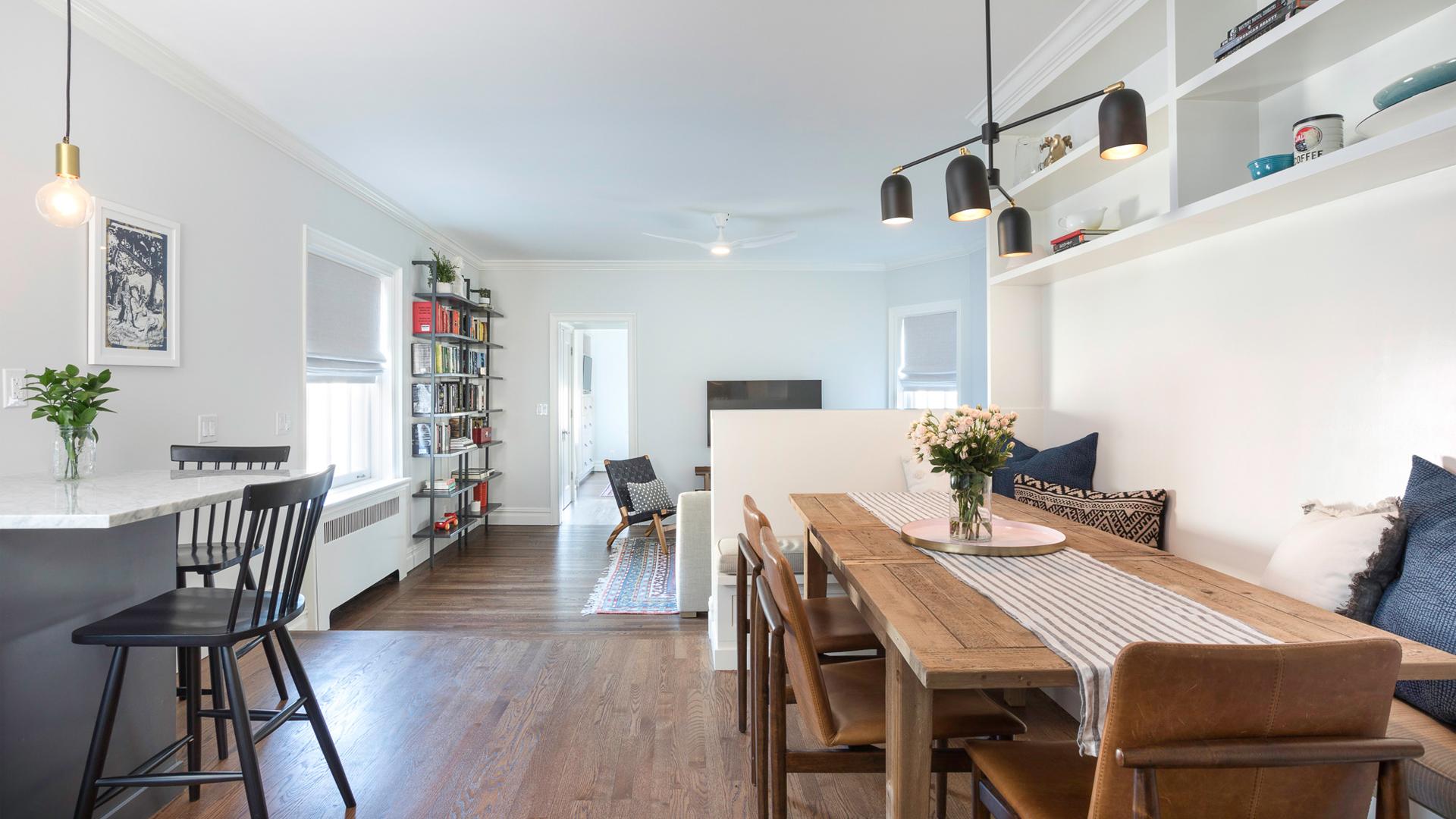 West Village Apartment Combination – Ben Herzog Architect, PC ...