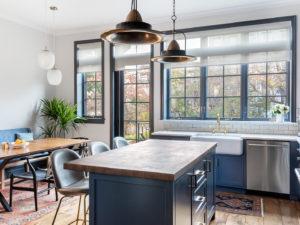 Carroll Gardens Brownstone Kitchen